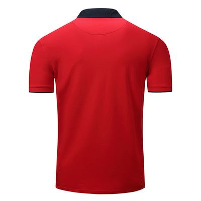 Polo Shirts for Men short sleeve
