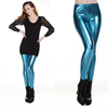 Elastic Leather Leggings for Women Punk Style