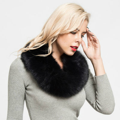Scarves for Women Real Fox Fur