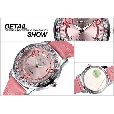 Watches for Women Quartz luxury Fashion Casual