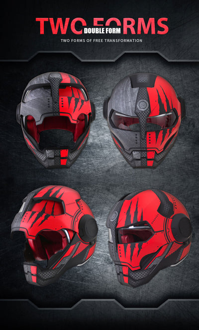 Motorcycle Helmets Full Face