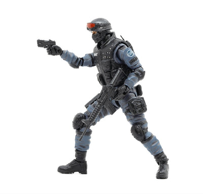 "Action Figures  4""  SWAT Soldier in-game Character Cross Fire(CF)"