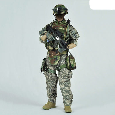 Military Clothing & Equipment for 1/6 12 Inch Soldier Model