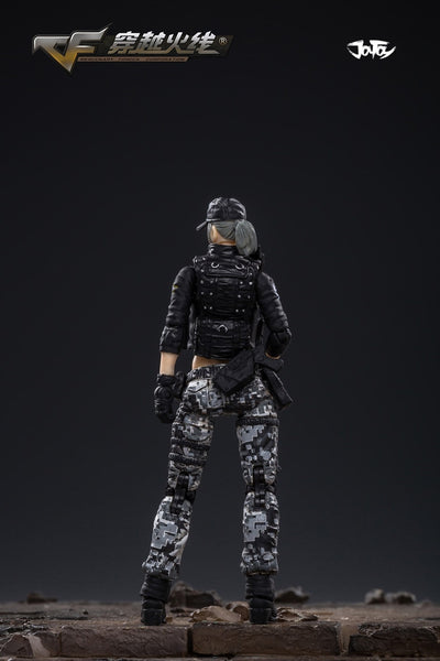 "Action Figures 4""  Women Soldier in-game Cross Fire(CF)"