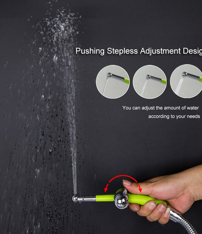 Bidet Spray Unique Design Multifunction Handheld