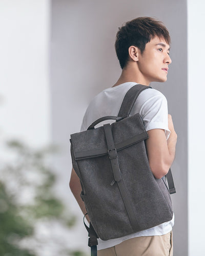 Oxford Casual Backpacks  British Style