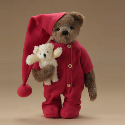 Teddy Bear Plush Stuffed Toys with Clothes 14""