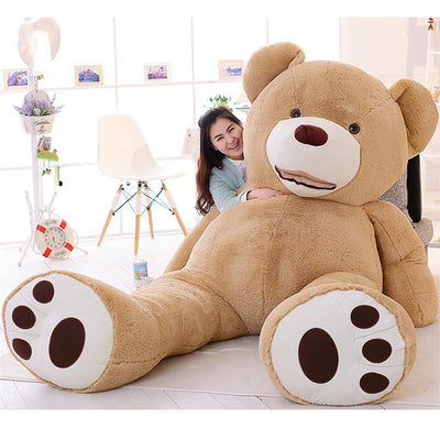 "Teddy Bear Plus Toys 79"" Pillow Cover without  Stuff"