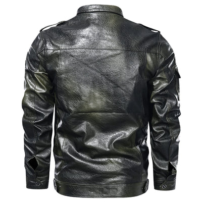 Spandex  Jackets for Men Vintage Style Plus Size