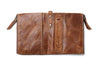 Genuine Leather Wallets for Men Vintage  Purse Bifold