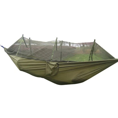Camping Hammock Hanging Bed With Mosquito Net