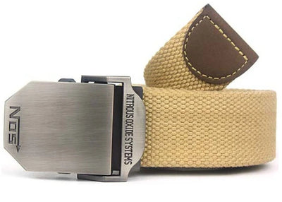 Belts for Men Canvas Luxury