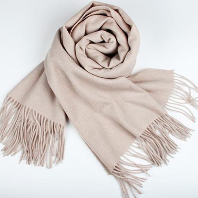 Scarves for Women 100% Lamb Wool
