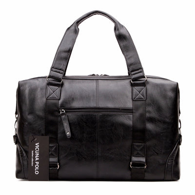 Travel Leather Bag for Men