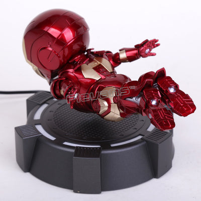 Action Figure Toys IRON MAN MK MAGNETIC FLOATING