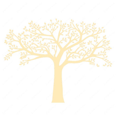 Wall Decals oversized Photo Family Tree