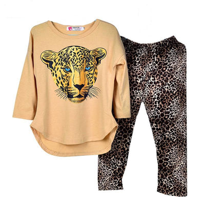 Girls Clothes Sets Long Sleeve