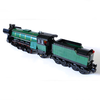 Building  Blocks 1085 Pcs.  Emerald Night Train