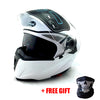 Motorcycle Helmets Flip Up