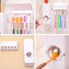 Toothpaste Dispenser  Bathroom sets