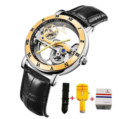 Sports Watches for Men Luxury Stainless Steel
