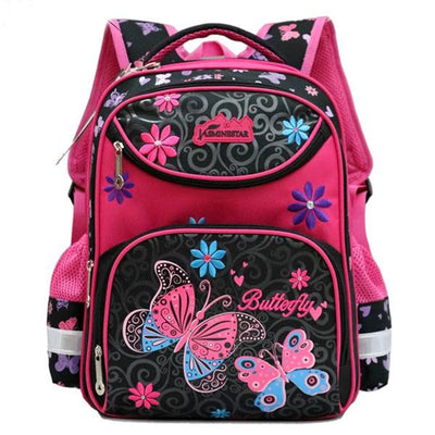 Backpacks for School  Floral Pattern