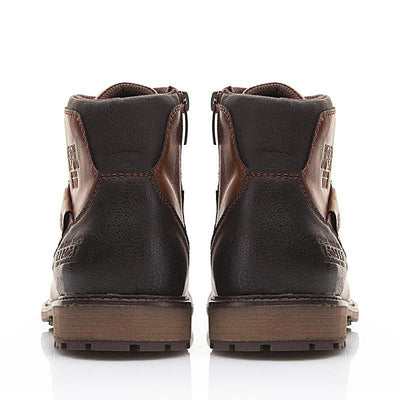 Mens Boots Big  Vintage Style