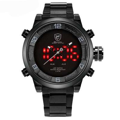 Mens LED Digital Sport Watches