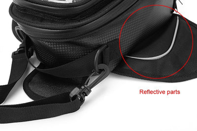 Motorcycle Saddle  Bag  Single Shoulder