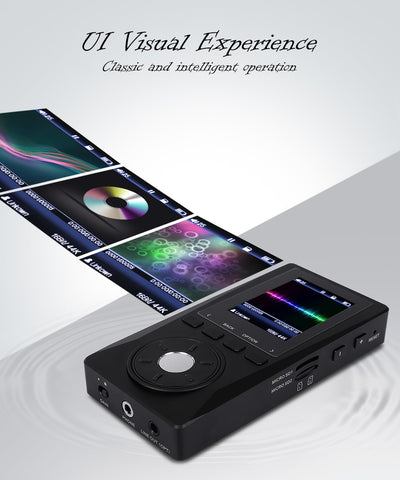 Music Player  Portable DAP Support Optical Output MP3 Player