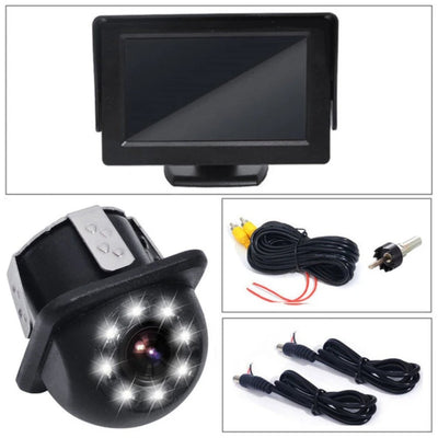 Backup Camera Car Rearview  With Reference Line