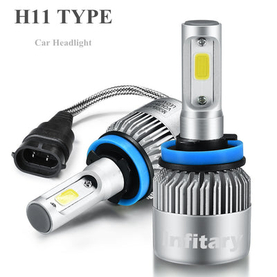 LED Headlight Bulbs Auto Headlamp