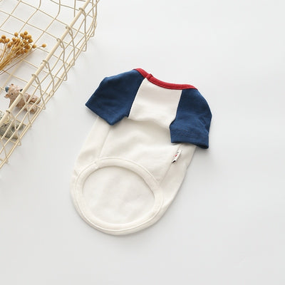 Dog Clothes Cotton T-shirt
