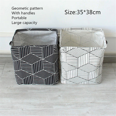 Laundry Storage Baskets