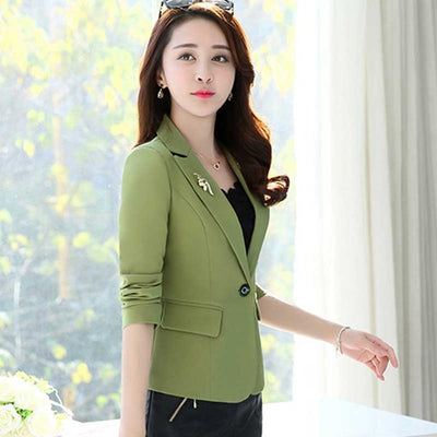 Slim Blazers for Women