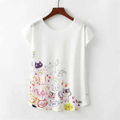 T Shirts for women Short Sleeve Casual Style