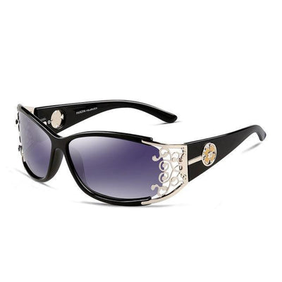 Polarized Sunglasses for Women  Retro Luxury