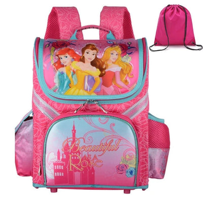 Backpacks for School Cartoon Pattern
