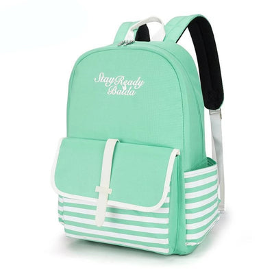 Backpacks for Teen Girls Canvas Fashion School