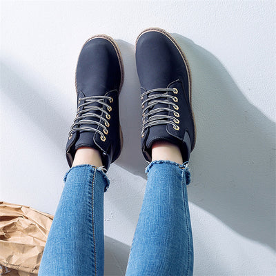 Boots for Women -Women Ankle Boots New Fashion