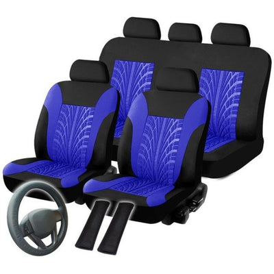 Car Seat Covers Full set and 2 front seats