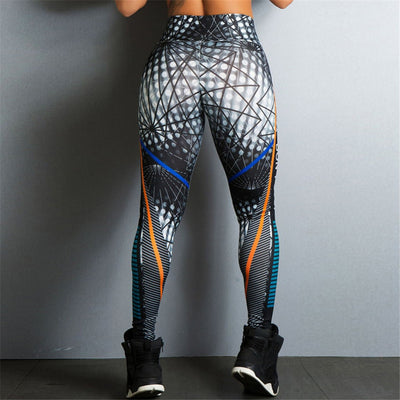 Leggings for Women  Skinny High Waist Elastic
