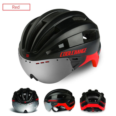 Bike Helmets Integrally-molded Ultralight