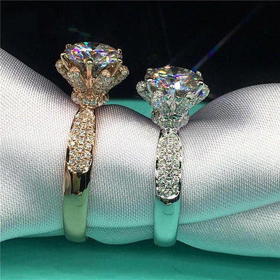 Wedding Rings  Jewelry 925 Sterling Silver
