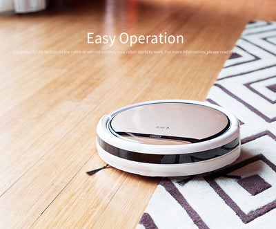 Robot Vacuum Cleaner V5s Pro Suction Dry and Wet Mopping