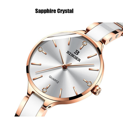 Watches for Women and Bracelets Set