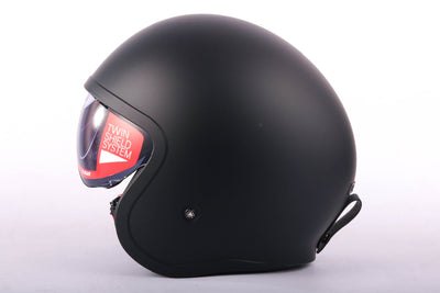 Motorcycle Helmets  Vintage  Open Face
