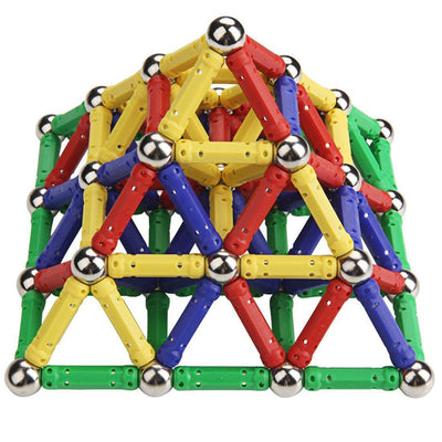 Magnetic  Blocks Construction Toys