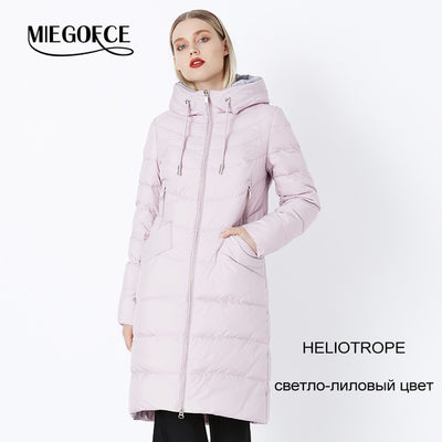 Womens  Winter Cotton Coats