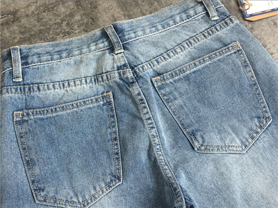 Ripped Jeans for Women Vintage